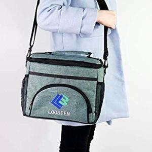 クーラーバッグ 大型 保冷保温バッグ 弁当箱 お弁当用バッグ 釣り用 クーラーボックス ランチバッグ...