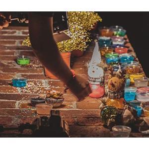HSFTILV キラキラ スライム キット 水晶粘土 DIY材料 セット おもちゃ 手作りツール 金...