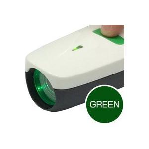 LEDポインタ-緑色|sukina-mono