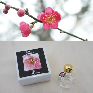 香りの誕生日プレゼント 12か月の花香水 2月 梅(ウメ)  日本製香水  和香水 |sukinahi