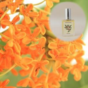 期間限定 フリップブックプレゼント 金木犀 16ml 和香水 日本製香水 香水フレグランス 香水レディース