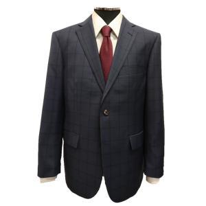 メンズビジネススーツ サイズA4〜A7,AB4〜AB7,BB4〜BB7やや細身 ウィンドゥペン2つボタンノータック  ウォッシャブルスーツ11082,85,88,11083,86,89|sukipio
