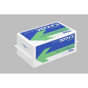 エリエール プロワイプ ストロングタオル E60 ホワイト ポリパック50 50枚×18パック|sukoyaka-shop