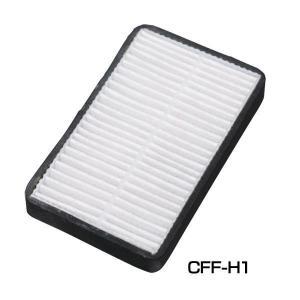 コードレス布団クリーナー用 排気フィルター(4個入) CFF-H1 アイリスオーヤマ (2個セット)|sukusuku