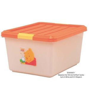 (disney_y) おもちゃ箱 プーさん 収納ケース ディズニー Disney 家具 子供部屋収納 引出し 子供服 たんす 衣装ケース アイリスオーヤマ|sukusuku