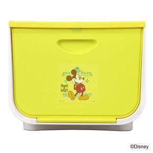 おもちゃ箱 おもちゃ 収納 おもちゃ収納 キッズ フラップボックス FLP-MK 3個セット アイリスオーヤマ ミッキー ミニー フタ付き 収納 (disney_y)|sukusuku|04