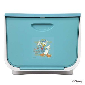 おもちゃ箱 おもちゃ 収納 おもちゃ収納 キッズ フラップボックス FLP-MK 3個セット アイリスオーヤマ ミッキー ミニー フタ付き 収納 (disney_y)|sukusuku|06