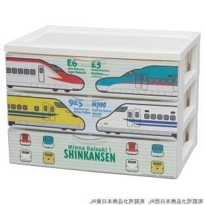 デスクチェスト JDC-A430 新幹線DSA アイリスオーヤマ|sukusuku