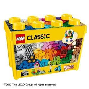 レゴ クラシック 10698 黄色のアイディアボックス  スペシャル(クリスマス2017)