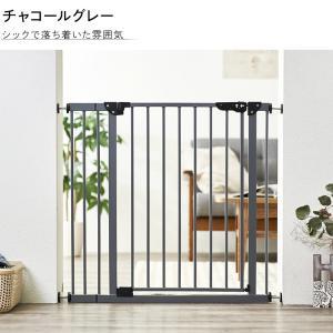ベビーゲート とおせんぼ 階段 階段下 赤ちゃん 柵 おしゃれ 白 ホワイト ペットゲート フェンス 拡張フレーム スチール 突っ張り つっぱり 子供|sukusuku|15