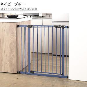 ベビーゲート とおせんぼ 階段 階段下 赤ちゃん 柵 おしゃれ 白 ホワイト ペットゲート フェンス 拡張フレーム スチール 突っ張り つっぱり 子供|sukusuku|17
