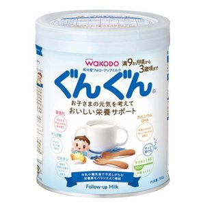 フォローアップミルク ぐんぐん 300g 和光堂 (D)|sukusuku