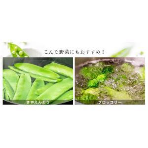 (在庫処分)鍋 無加水鍋 おしゃれ デザイン無加水鍋 GMKS-24D アイリスオーヤマ|sukusuku|13
