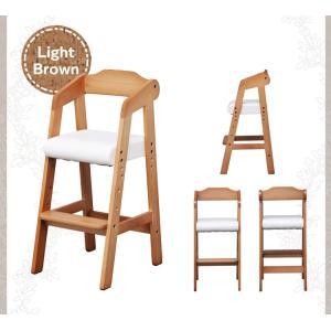 ベビーチェア おしゃれ テーブル 木製 キッズチェア 子ども用 椅子 クッション ハイタイプ ハイチェア ダイニングチェア 高さ調整 いす 子供用 天然木 安心設計|sukusuku|10
