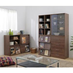 在庫処分特価!! リビング収納 choice cabinet 6シリーズ×2カラー|sukusuku