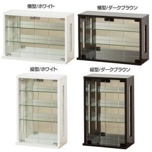 卓上コレクションケース 横型・縦型 27054・27055・27060・27061 (代引不可)(TD)|sukusuku