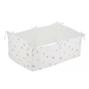 ベッドガード ベビーベッドガード 赤ちゃん ベッドサイドパッド ベッドサイドパット カトージ ミニサイドパッド 08700 カトージ (D)|sukusuku|03