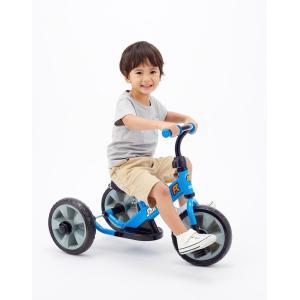 三輪車 子供 2歳 1歳 乗用玩具 キッズ おもちゃ 子供用三輪車 へんしんサンライダーFC カジキリ三輪車 野中製作所 (D) クリスマス プレゼント|sukusuku|04