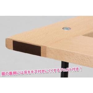 ベビーチェア おしゃれ ハイチェア キッズチェア 椅子 木製 子ども用 クッション ハイタイプ 子供 グローアップチェア 安全 ベルト付 人気|sukusuku|03