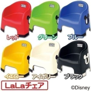 ベビーチェア ベビーチェアー 人気 ミッキー LaLaチェア ソフトチェア 出産祝い (簡易包装可) (disney_y)|sukusuku