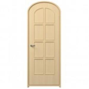 DR72B(ドア枠:2×4工法向き) みはし株式会社 トップオーバルドア 内装用 木製ドア DR72シリーズ〈受