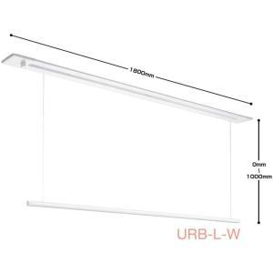 ホスクリーン URB型 URB-L-W 埋込タイプ 川口技研|suma-colle