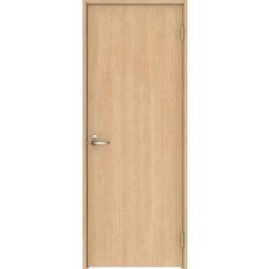 ハピアベイシス 音配慮ドア 居室タイプ片開き 00デザイン扉 2000高 755幅 ミルベージュ 大建工業の建具
