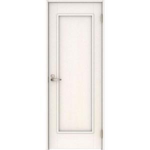 ハピアベイシス 音配慮ドア 居室タイプ片開き 01デザイン扉 2000高 755幅 ネオホワイト 大建工業の建具