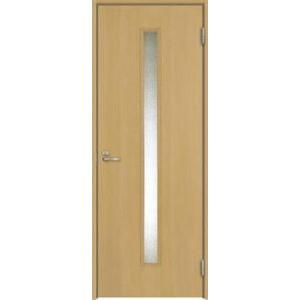 ハピアベイシス 音配慮ドア 居室タイプ片開き 20デザイン扉 2000高 755幅 ライトオーカー 大建工業の建具