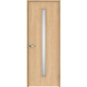 ハピアベイシス 音配慮ドア 居室タイプ片開き 20デザイン扉 2000高 755幅 ミルベージュ 大建工業の建具