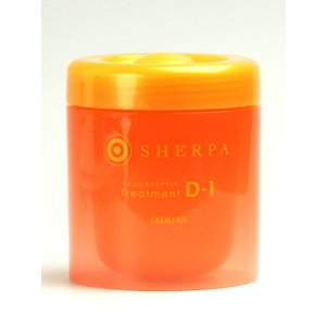 シェルパ デザインサプリトリートメント D-1 250g アリミノ SHERPA|suma