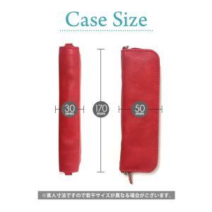 プルームテック ケース マウスピース装着 ラウンドファスナー PloomTECH ケース カバー 収納ケース カバー カートリッジ たばこカプセル マウスピース 合皮|sumahogo|09