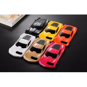 iPhone8 Plus/7 Plus 6plus 5.5インチ プラス 車型 スポーツカー ハード ケース 横置きスタンド機能付き 落下 衝撃 吸収|sumahoselect