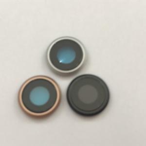 iPhone 8  リアカメラ レンズ  修理 交換 部品 パーツ 全3色  ゴールド シルバー ブラック 金 銀 黒 赤|sumahoselect