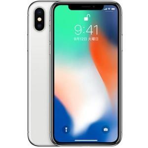iPhone X 64GB SILVER SIMフリー A1902_MQAY2J/A  SIMロック解除済  スマホ本体 新品未使用 白ロム Apple|sumahoselect