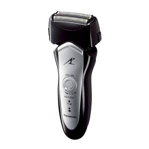 パナソニック ラムダッシュ メンズシェーバー 3枚刃 お風呂剃り可 黒 ES-AST2A-K フラストレーションフリーパッケージ|sumahoselect