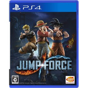 JUMP FORCE  PS4 ゲームソフト 中古 sumahoselect