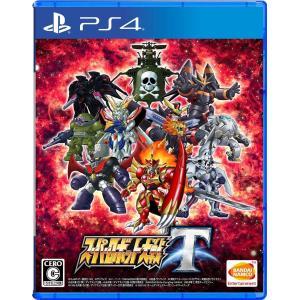 スーパーロボット大戦T PS4 ゲーム ソフト 中古 sumahoselect