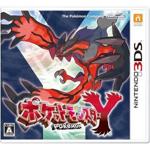 ポケットモンスター Y   3DS ゲームソフト 中古