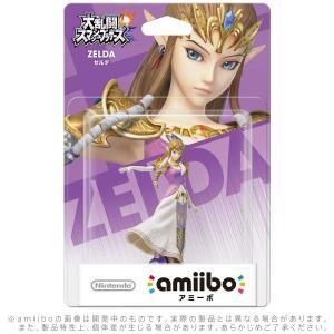 amiibo ゼルダ(大乱闘スマッシュブラザーズシリーズ)|sumahoselect