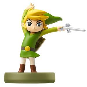 送料無料 amiibo アミーボ 【トゥーンリンク 風のタクト(ゼルダの伝説)】新品 任天堂 Nintendo|sumahoselect