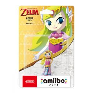 送料無料 amiibo ゼルダ 【風のタクト】 (ゼルダの伝説シリーズ) 新品 アミーボ 任天堂 Nintendo|sumahoselect