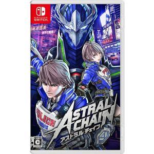 ASTRAL CHAIN アストラル チェイン 任天堂スイッチ ゲームソフト 新品