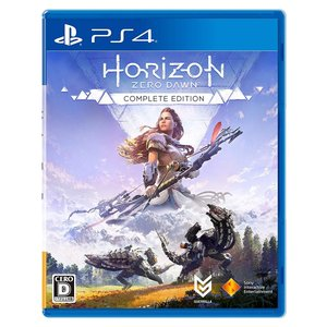 Horizon Zero Dawn Complete Edition プレステ4 ゲーム ソフト p...