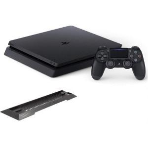 新品未使用 PS4用縦置きスタンドセット  型番 CUH-2200AB01 同梱物: プレイステーシ...