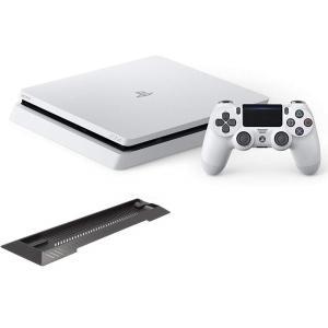 新品未使用 アンサー PS4用縦置きスタンド 付 付属品一式 PS4 ★プレイステーション4本体 (...
