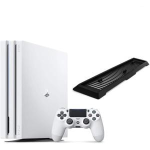 新品未使用  店舗印無し  PS4 Proは4K対応のPS4 ハイエンドモデルです。より高画質、より...