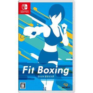 Fit Boxing フィットボクシング  スイッチソフト 中古