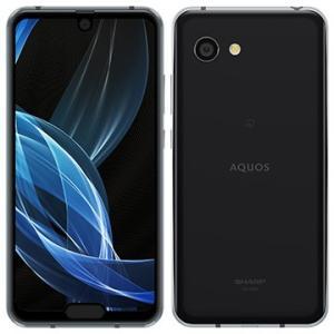 AQUOS R2 compact SH-M09 ピュアブラック 5.2インチ SIMフリースマートフォン 新品 本体|sumahoselect