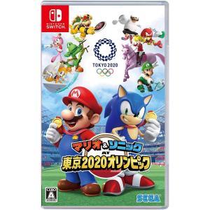 マリオ&ソニック AT 東京2020オリンピック 任天堂スイッチ ゲームソフト 中古